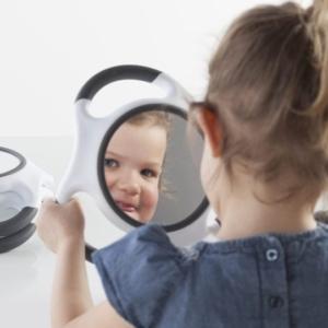 Miroir ergonomique